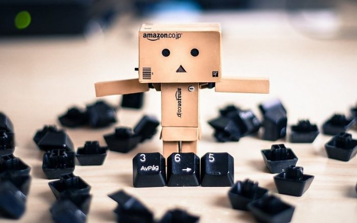 Amazon - robô