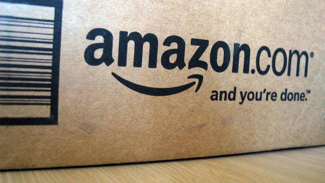 Amazon - caixa