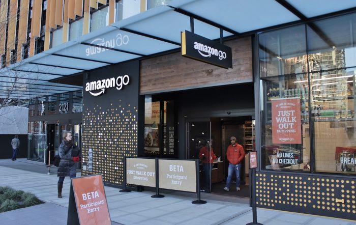 Amazon Go (Foto: Wikimedia Commons)