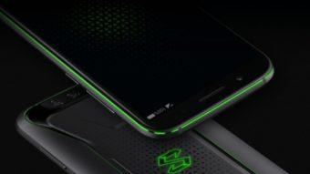 Black Shark é o smartphone gamer da Xiaomi