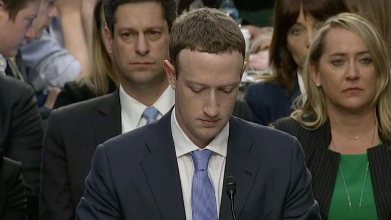 Zuckerberg: 'Foi meu erro e sinto muito'
