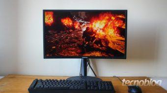 6 coisas para saber antes de comprar um monitor gamer