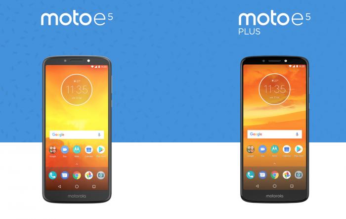724087441 O Moto E também ganhou novidades. A linha de baixo custo da Motorola  permanece com o foco em bateria