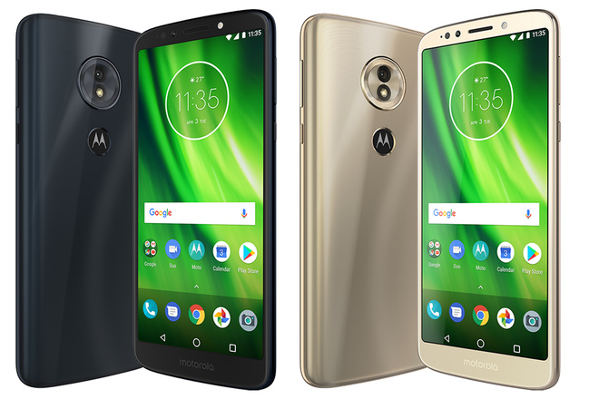 7f745d55f Motorola lança Moto G6