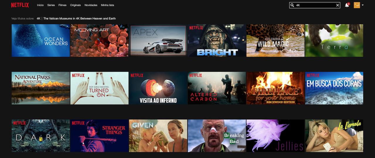 Veja onde assistir a filmes e séries em 4K online – Tecnoblog