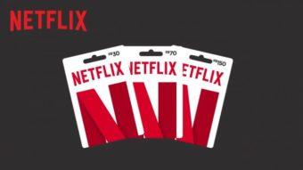 Como resgatar um cartão pré-pago da Netflix