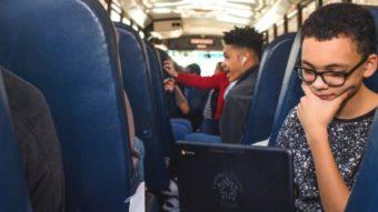 Google coloca Wi-Fi gratuito e Chromebooks em 70 ônibus escolares dos EUA