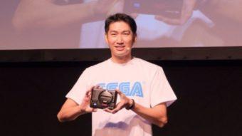 Sega vai lançar versão em miniatura do Mega Drive