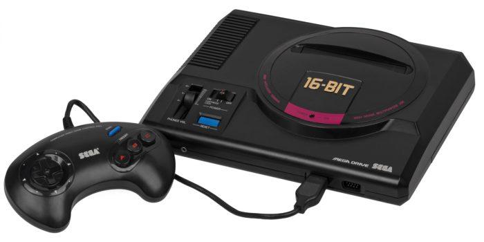 O Mega Drive original