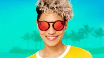 Snap tenta de novo e lança segunda geração dos óculos Spectacles