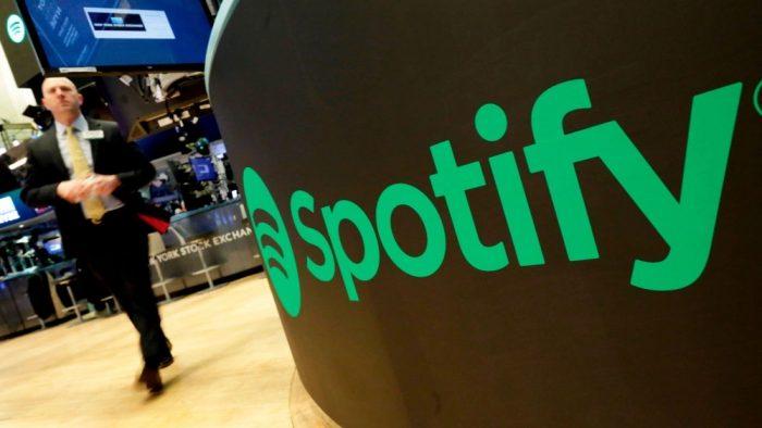 Spotify + NYSE