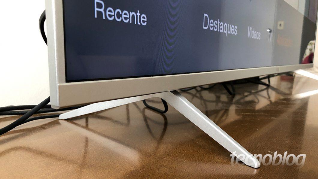 Review TCL P6US: uma TV com 4K, HDR e sistema basicão [análise/vídeo