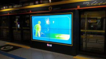 Justiça multa ViaQuatro em R$ 100 mil por biometria facial no metrô de SP