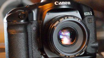 Canon anuncia fim das vendas de sua última câmera de filme
