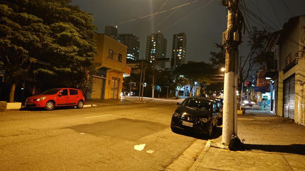 Foto registrada com o Xperia XZ2 Compact