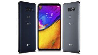 LG V35 ThinQ é lançado no Brasil por R$ 4.999