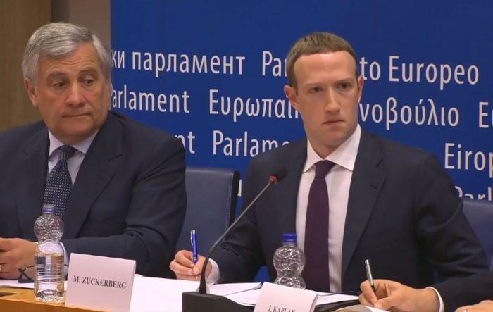 Mark Zuckerberg, CEO e fundador do Facebook