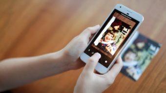 Como usar o backup do Google Photos no Android