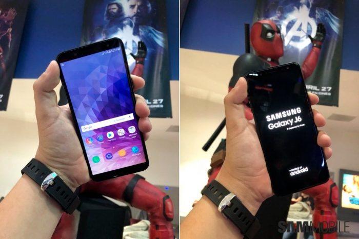 Galaxy J4 y J6 serán los nuevos teléfonos inteligentes básicos de Samsung 1