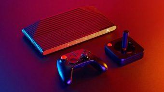 Console retrô Atari VCS já está em pré-venda no Indiegogo