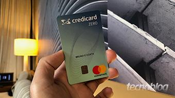 Credicard Zero, cartão de crédito sem anuidade, agora tem aceitação internacional