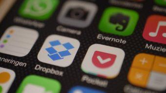 Planos pagos do Dropbox agora têm 2 TB e 3 TB de capacidade