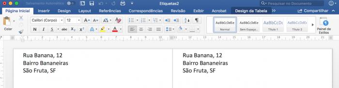 Como Fazer Etiquetas Ou Rotulos No Microsoft Word Aplicativos E
