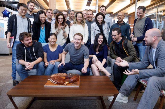 Executivos - Facebook