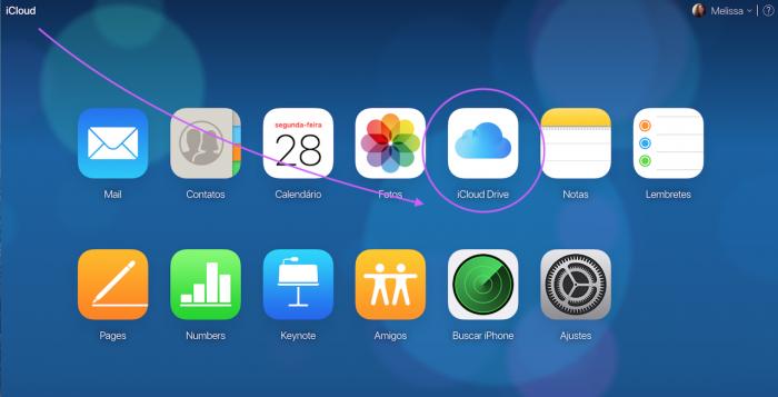 iCloud iWork Apps
