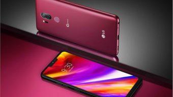 LG anuncia G7 ThinQ por R$ 3.999; V35 também será lançado no Brasil