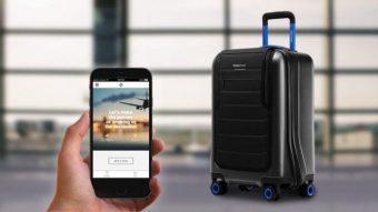 Proibição de malas inteligentes em voos faz fabricante de bagagens fechar
