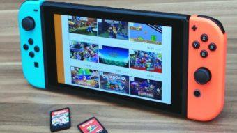 Como comprar jogos de Nintendo Switch mais baratos em outras regiões