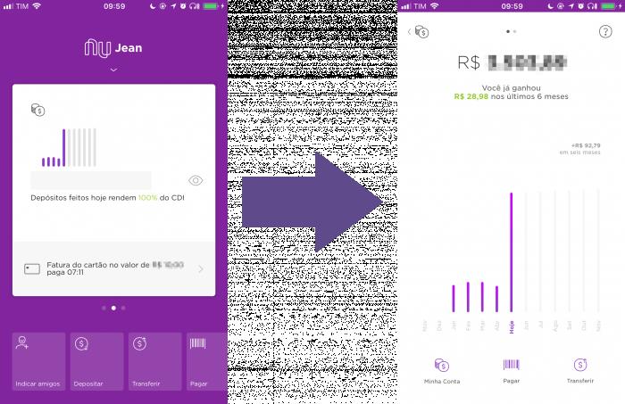 968c91c06 Como usar o novo aplicativo do Nubank –
