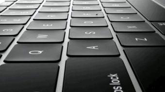 Apple deve lançar MacBook Pro de 16 polegadas sem teclado borboleta