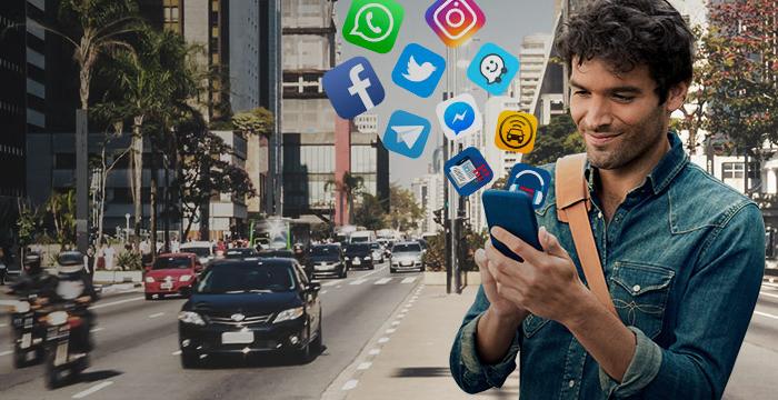 TIM ofrece Facebook, Instagram y WhatsApp sin descontar la franquicia de pospago