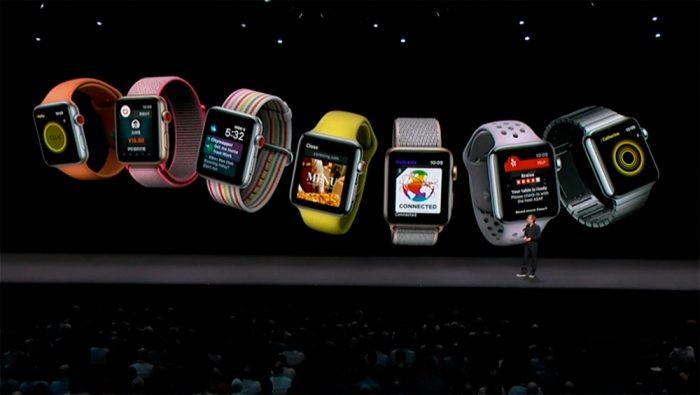Apple presenta WatchOS 5 centrado en la salud del usuario