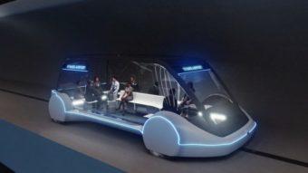Boring Company, de Elon Musk, vai construir túnel até o aeroporto de Chicago