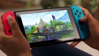 Qual cartão de memória é indicado para o Nintendo Switch?