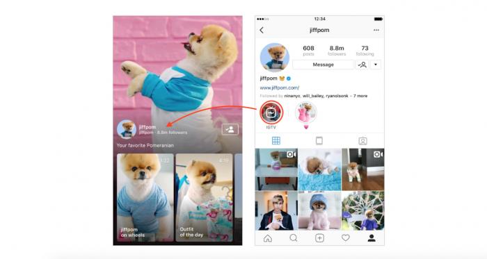 IGTV Perfil Instagram