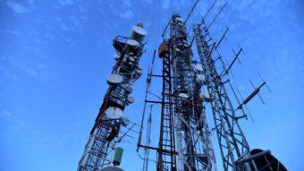 Onde ficam as antenas das operadoras de celular