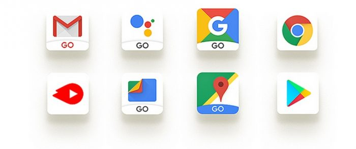 Apps - Android Go