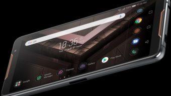 Asus ROG Phone será vendido por US$ 899 a partir de 18 outubro