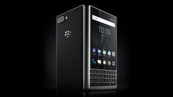 BlackBerry Key2 possui teclado físico maior e Android mais seguro