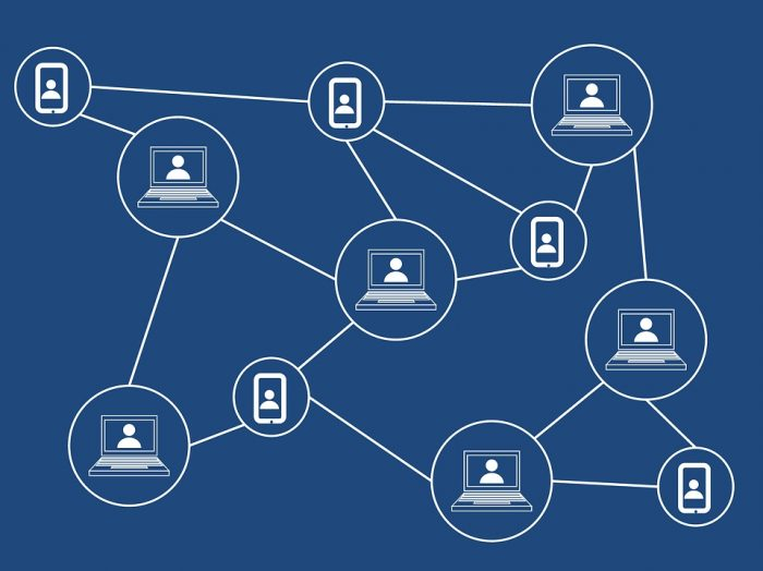 Blockchain - nós