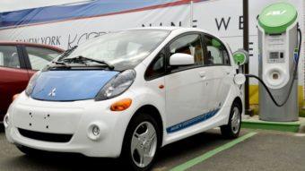 Como funciona um carro elétrico?