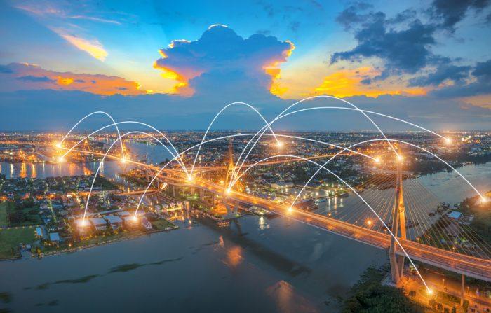 cidades inteligentes / o que é 6g