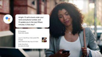 Google Duplex, que imita humano ao telefone, chega a mais países