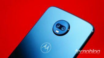 Motorola confirma que Moto Z3 Play não terá Android 10