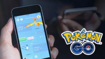 Como fazer trocas em Pokémon Go