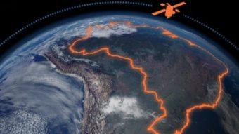 A disputa pelo satélite de banda larga envolve um contrato confidencial